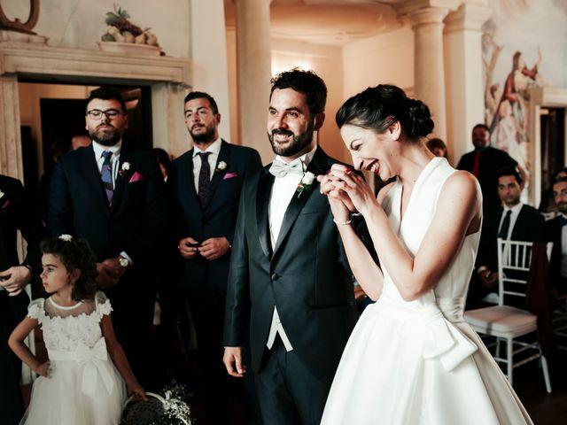 Il matrimonio di Fabio e Ilaria a Grumolo delle Abbadesse, Vicenza 14