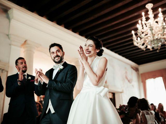 Il matrimonio di Fabio e Ilaria a Grumolo delle Abbadesse, Vicenza 1