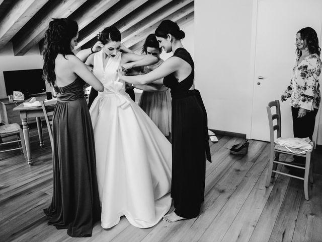 Il matrimonio di Fabio e Ilaria a Grumolo delle Abbadesse, Vicenza 26