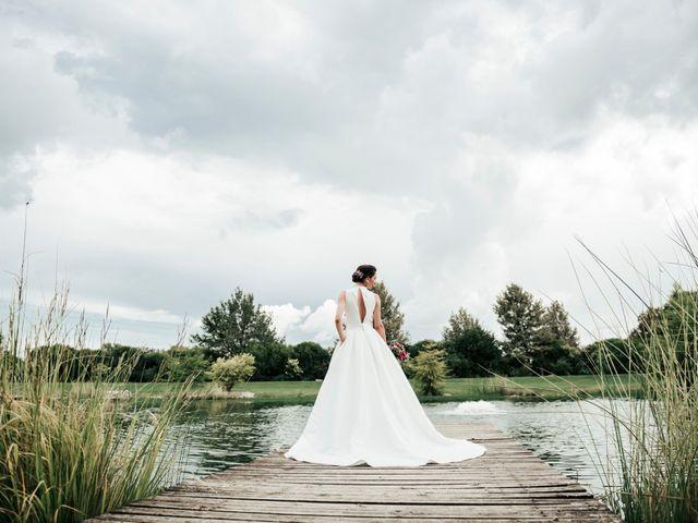Il matrimonio di Fabio e Ilaria a Grumolo delle Abbadesse, Vicenza 31