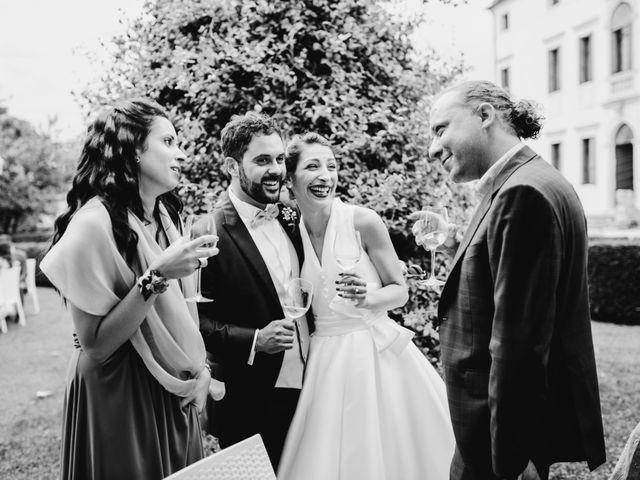 Il matrimonio di Fabio e Ilaria a Grumolo delle Abbadesse, Vicenza 36