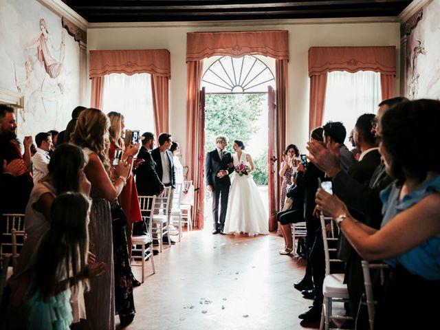 Il matrimonio di Fabio e Ilaria a Grumolo delle Abbadesse, Vicenza 38