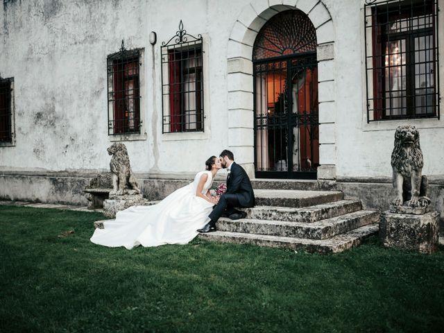 Il matrimonio di Fabio e Ilaria a Grumolo delle Abbadesse, Vicenza 45