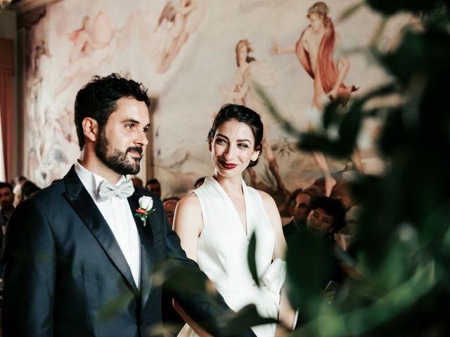 Il matrimonio di Fabio e Ilaria a Grumolo delle Abbadesse, Vicenza 46