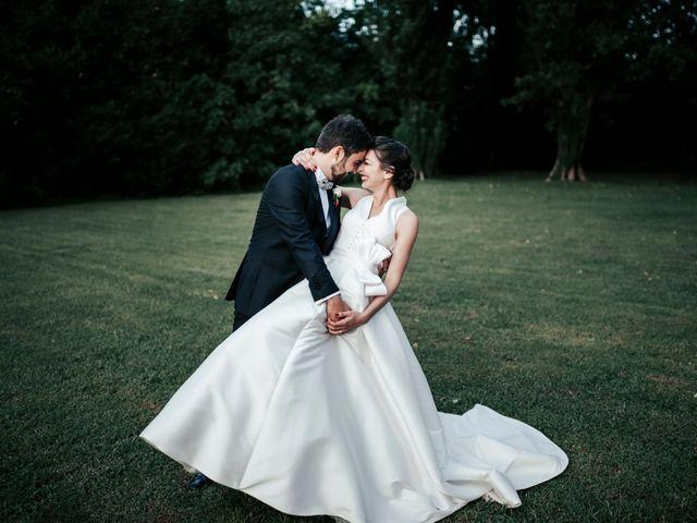 Il matrimonio di Fabio e Ilaria a Grumolo delle Abbadesse, Vicenza 48