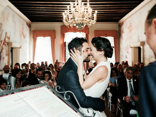 Il matrimonio di Fabio e Ilaria a Grumolo delle Abbadesse, Vicenza 49