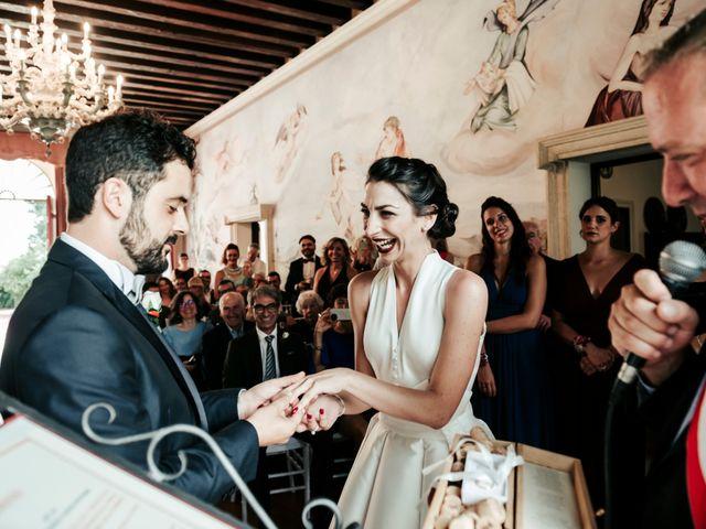 Il matrimonio di Fabio e Ilaria a Grumolo delle Abbadesse, Vicenza 51