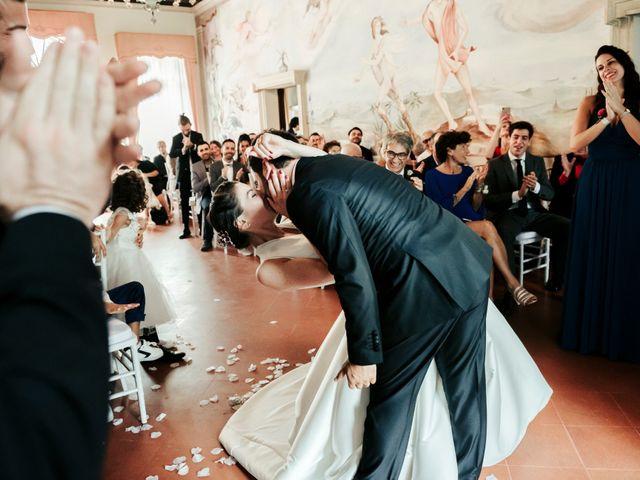 Il matrimonio di Fabio e Ilaria a Grumolo delle Abbadesse, Vicenza 54
