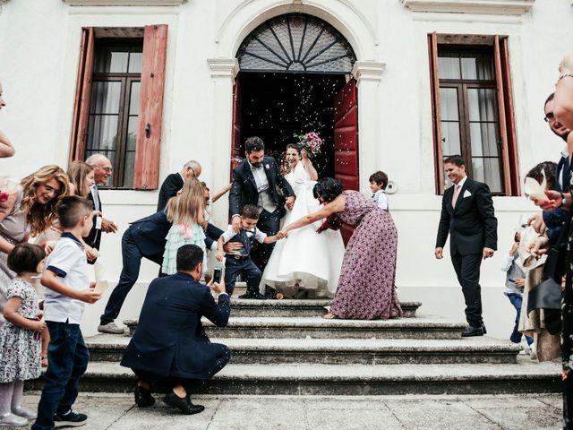 Il matrimonio di Fabio e Ilaria a Grumolo delle Abbadesse, Vicenza 55