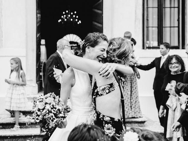 Il matrimonio di Fabio e Ilaria a Grumolo delle Abbadesse, Vicenza 56