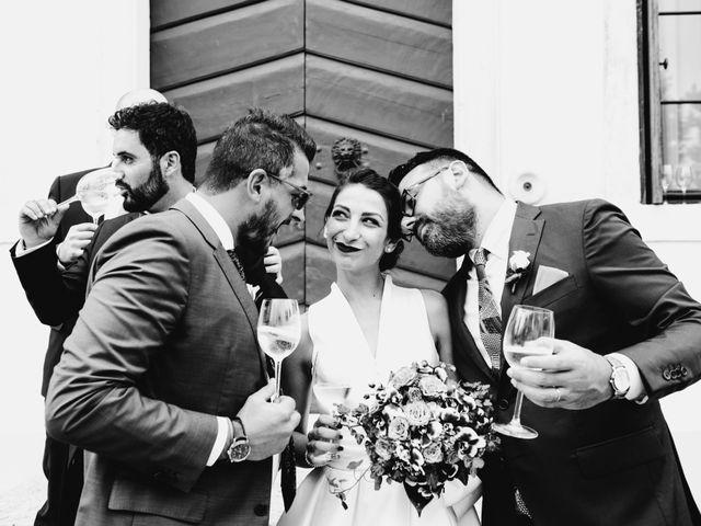 Il matrimonio di Fabio e Ilaria a Grumolo delle Abbadesse, Vicenza 57