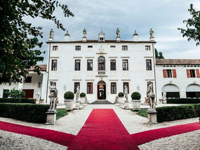 Il matrimonio di Fabio e Ilaria a Grumolo delle Abbadesse, Vicenza 58