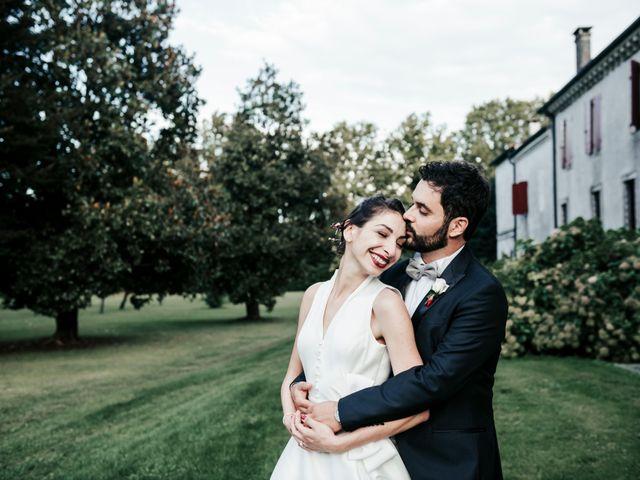 Il matrimonio di Fabio e Ilaria a Grumolo delle Abbadesse, Vicenza 63