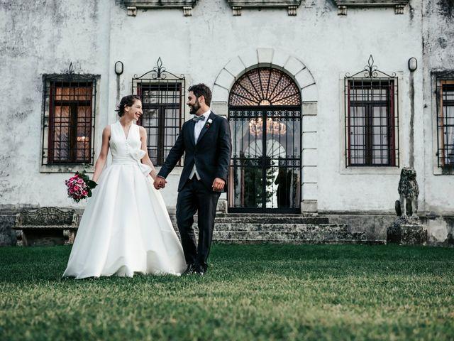 Il matrimonio di Fabio e Ilaria a Grumolo delle Abbadesse, Vicenza 70