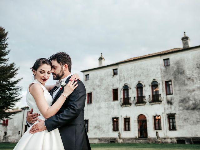 Il matrimonio di Fabio e Ilaria a Grumolo delle Abbadesse, Vicenza 71