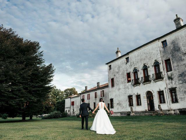 Il matrimonio di Fabio e Ilaria a Grumolo delle Abbadesse, Vicenza 72