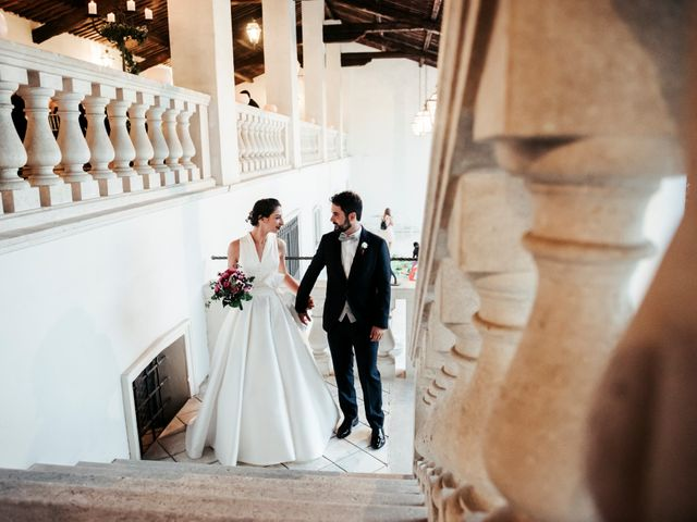 Il matrimonio di Fabio e Ilaria a Grumolo delle Abbadesse, Vicenza 74