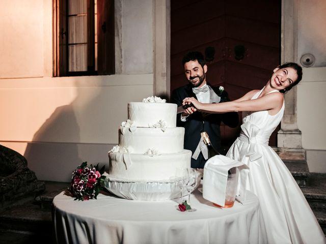 Il matrimonio di Fabio e Ilaria a Grumolo delle Abbadesse, Vicenza 75