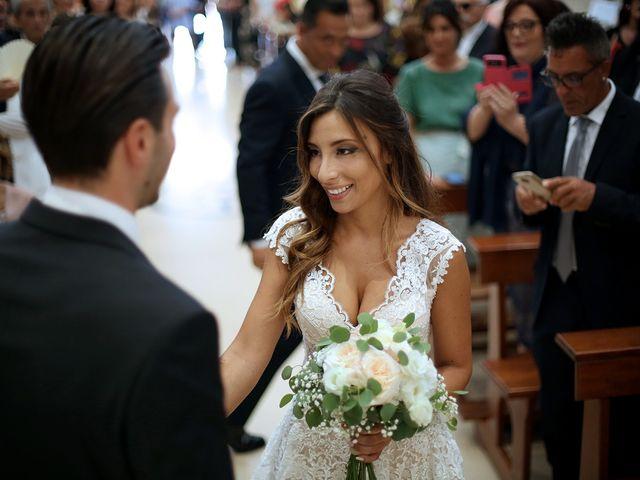Il matrimonio di Antonio e Anna a Andria, Bari 17