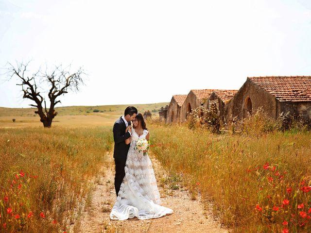 Il matrimonio di Antonio e Anna a Andria, Bari 1