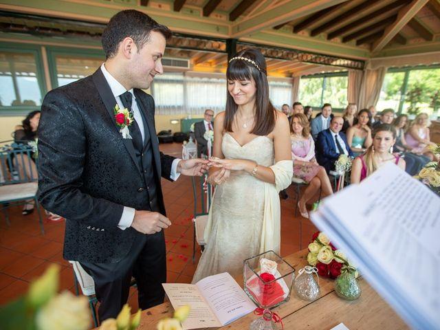 Il matrimonio di Luciano e Roberta a Gussago, Brescia 80