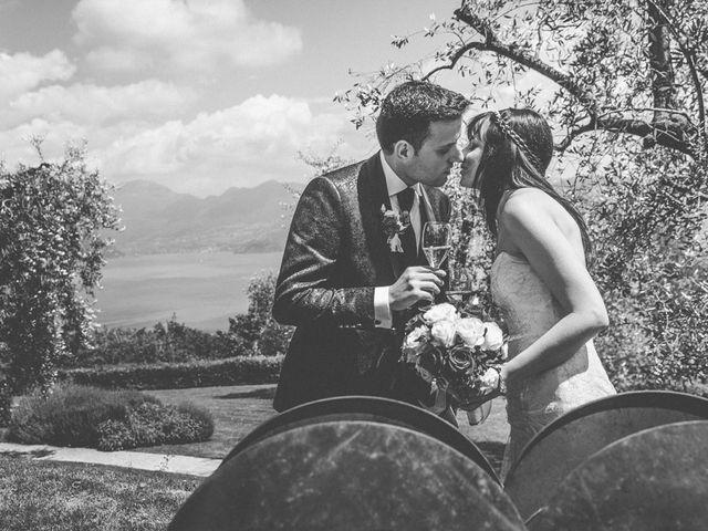 Il matrimonio di Luciano e Roberta a Gussago, Brescia 97