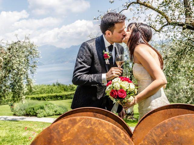 Il matrimonio di Luciano e Roberta a Gussago, Brescia 98