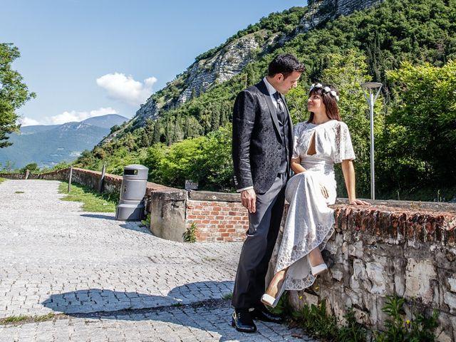 Il matrimonio di Luciano e Roberta a Gussago, Brescia 113