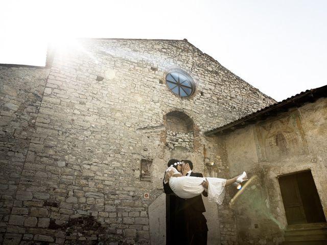 Il matrimonio di Luciano e Roberta a Gussago, Brescia 115