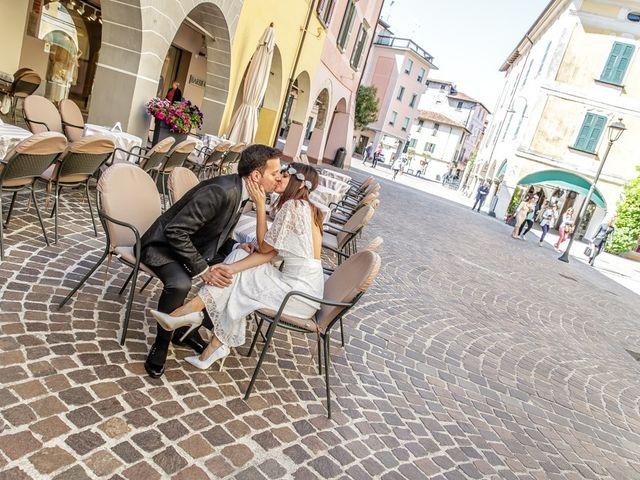 Il matrimonio di Luciano e Roberta a Gussago, Brescia 123