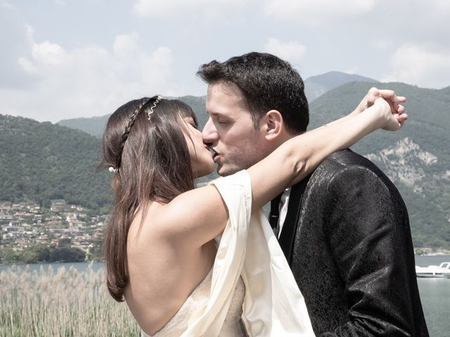 Il matrimonio di Luciano e Roberta a Gussago, Brescia 130