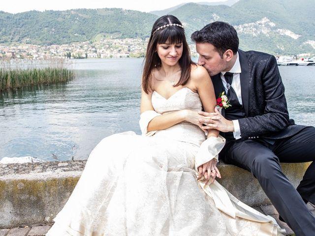 Il matrimonio di Luciano e Roberta a Gussago, Brescia 132