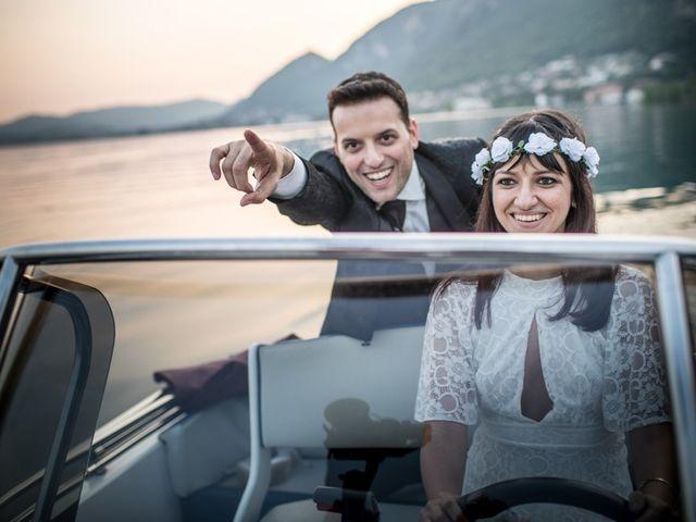 Il matrimonio di Luciano e Roberta a Gussago, Brescia 133