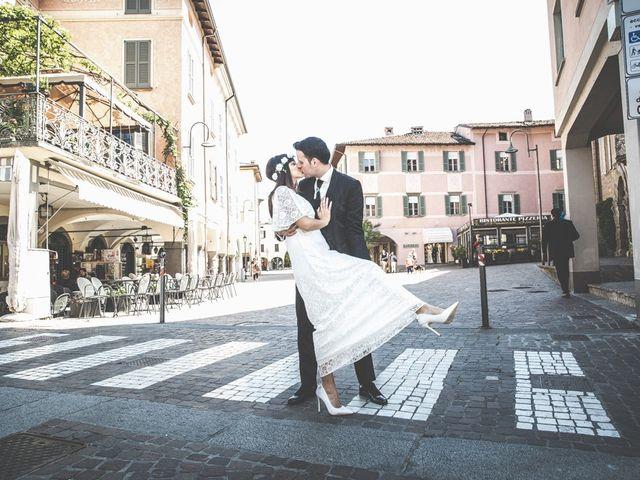 Il matrimonio di Luciano e Roberta a Gussago, Brescia 136