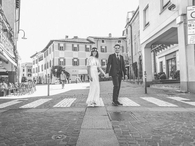 Il matrimonio di Luciano e Roberta a Gussago, Brescia 139