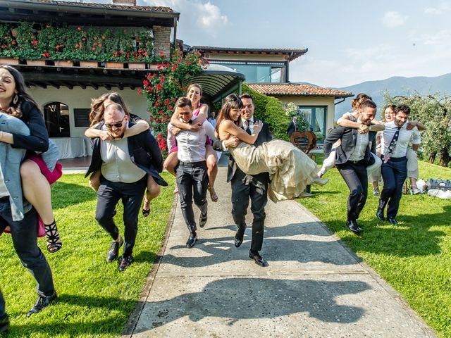 Il matrimonio di Luciano e Roberta a Gussago, Brescia 147