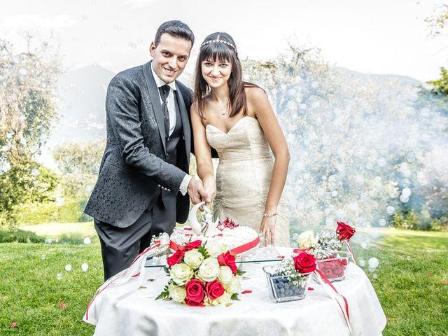 Il matrimonio di Luciano e Roberta a Gussago, Brescia 155
