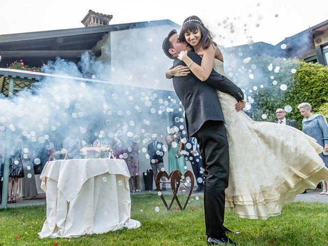 Il matrimonio di Luciano e Roberta a Gussago, Brescia 158