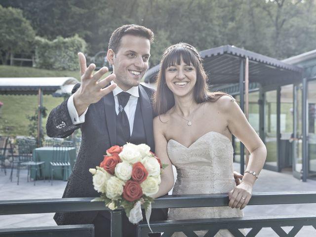 Il matrimonio di Luciano e Roberta a Gussago, Brescia 161