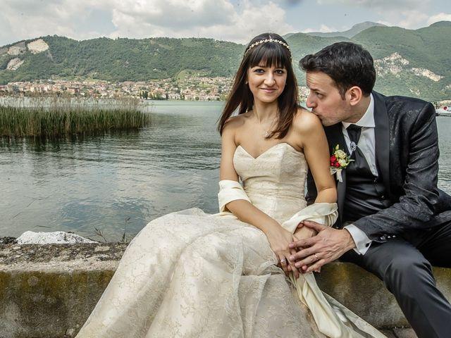 Il matrimonio di Luciano e Roberta a Gussago, Brescia 173