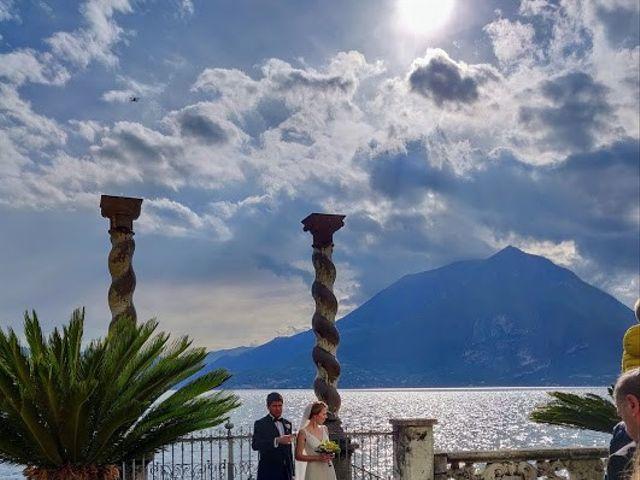 Il matrimonio di Georgie e Riccardo a Varenna, Lecco 2