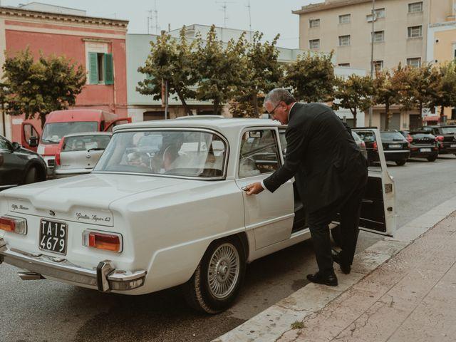 Il matrimonio di Francesco e Francesca a Fasano, Brindisi 40