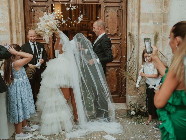 Il matrimonio di Francesco e Francesca a Fasano, Brindisi 45