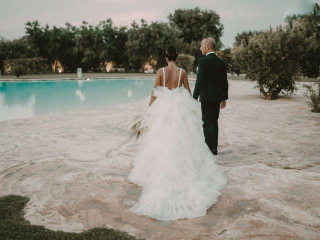 Il matrimonio di Francesco e Francesca a Fasano, Brindisi 47