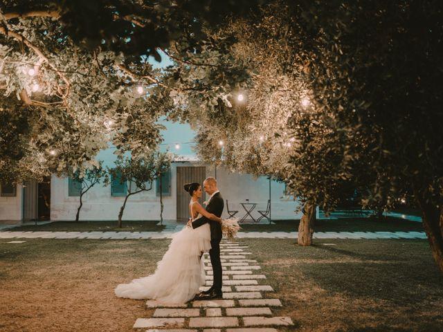 Il matrimonio di Francesco e Francesca a Fasano, Brindisi 54