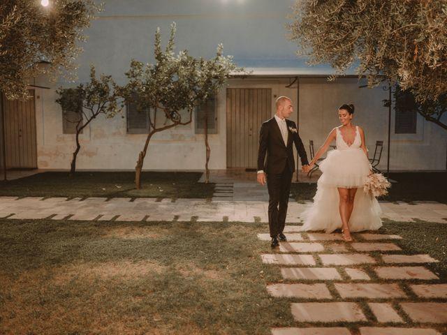 Il matrimonio di Francesco e Francesca a Fasano, Brindisi 55