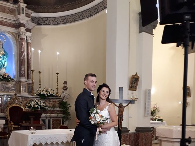 Il matrimonio di Giuseppe e Claudia a Messina, Messina 14