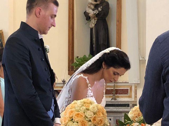 Il matrimonio di Giuseppe e Claudia a Messina, Messina 17