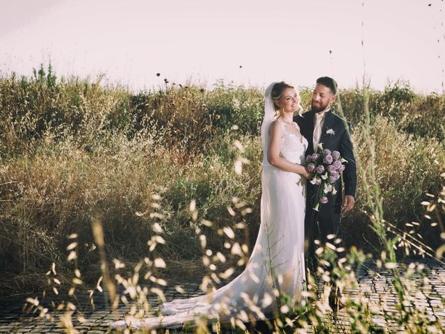 Le nozze di Dania e Francesco