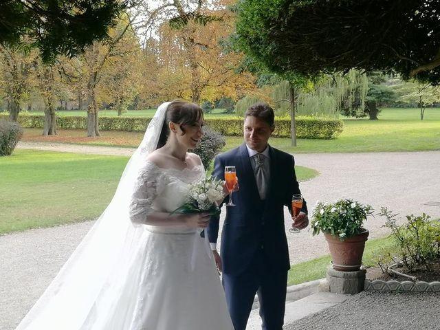 Il matrimonio di Francesco  e Sabrina  a Garbagnate Milanese, Milano 1